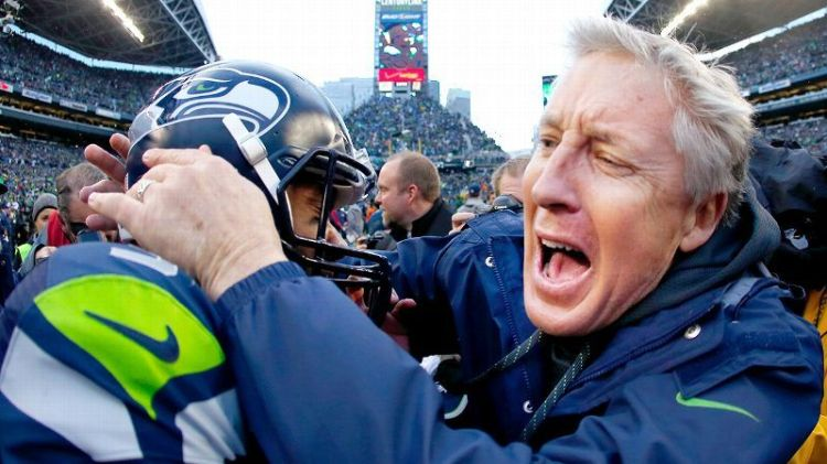 Pete Carroll- Nice Guy